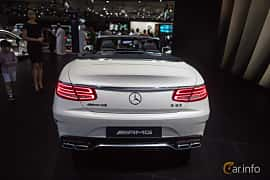 Mercedes Benz AMG S 63 4MATIC Cabriolet AMG SpeedShift MCT 7 speed