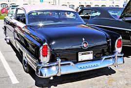 Bak/Sida av Mercury Montclair 2-door Hardtop 4.8 V8 Automatic, 198ps, 1955 på Cruising Lysekil 2019