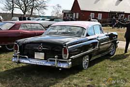 Bak/Sida av Mercury Montclair 2-door Hardtop 4.8 V8 Automatic, 198ps, 1955 på Uddevalla Veteranbilsmarknad Backamo, Ljungsk 2019