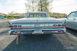 Back of Mercury Park Lane Convertible 6.4 V8 Automatic, 305ps, 1964 at Lissma Classic Car 2019 vecka 20