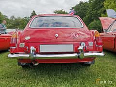 Back of MG MGC GT 2.9 Manual, 145ps, 1969 at Sofiero Classic 2019