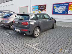 Back/Side of MINI Cooper S ALL4 Clubman 2.0 ALL4 Manual, 192ps, 2018