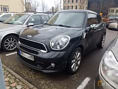 Fram/Sida av MINI Cooper S ALL4 Paceman 1.6 ALL4 Manual, 184ps, 2013