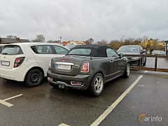 Bak/Sida av MINI Cooper SD Roadster Automatic, 143ps, 2012