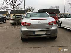 Bak av Mitsubishi Colt CZC 1.5 Turbo Manual, 150ps, 2007