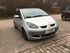 Front/Side  of Mitsubishi Colt CZC 1.5 Turbo Manual, 150ps, 2007