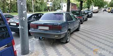 Back/Side of Mitsubishi Lancer 1991
