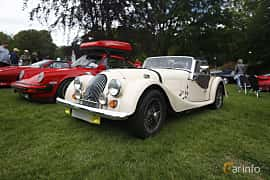 Front/Side  of Morgan 4/4 1600 2-Seater 1.6 Manual, 97ps, 1983 at Sofiero Classic 2019