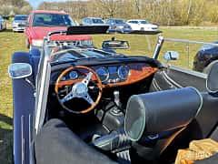 Interiör av Morgan Roadster 2-Seater 3.7 V6 Manual, 284ps, 2013