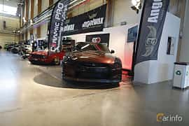 Fram av Nissan GT-R 3.8 V6 4x4 DCT, 485ps, 2010 på Bilsport Performance & Custom Motor Show 2019