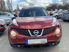 Front  of Nissan Juke 1.6 DIG-T Manual, 190ps, 2011