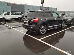 Back/Side of Nissan Qashqai 2.0 4x4 Manual, 141ps, 2011