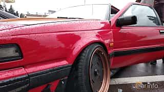 Close-up of Nissan Silvia Hatchback 1984 at Old Car Land no.2 2018