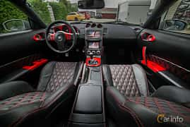 Interior of Nissan 350Z 3.5 V6 Manual, 313ps, 2007