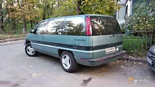 Bak/Sida av Oldsmobile Silhouette 3.1 V6 Automatic, 120ps, 1990