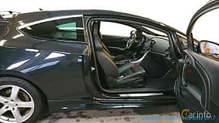 Interior of Opel Astra OPC 2.0 SIDI Turbo ecoFLEX  Manual, 280ps, 2013