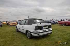 Bak/Sida av Opel Kadett Cabriolet 2.0 Manual, 116ps, 1988 på Vallåkraträffen 2019