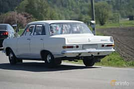 Bak/Sida av Opel Rekord 4-door 1.7 Manual, 67ps, 1964 på Tjolöholm Classic Motor 2017