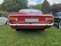 Back of Opel Rekord Coupé 2.2 Manual, 95ps, 1968 at Sofiero Classic 2019