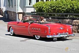 Bak/Sida av Packard 250 Convertible 5.4 Automatic, 150ps, 1951 på Cruising Lysekil 2019
