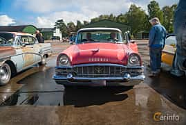 Front  of Packard 400 5.4 Automatic, 155ps, 1955 at Fly ´n´ Ride 2018