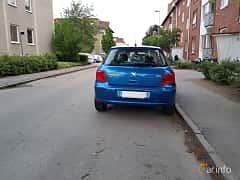 Back of Peugeot 307 5-door 2.0 Manual, 140ps, 2007