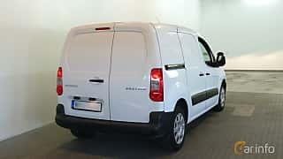 Bak/Sida av Peugeot Partner Van 1.6 HDi Manual, 92ps, 2011