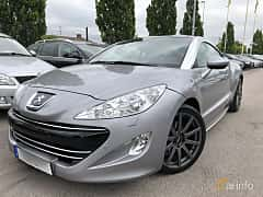 Front/Side  of Peugeot RCZ 1.6 THP Automatic, 156ps, 2010
