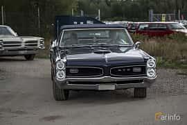Fram av Pontiac GTO Convertible 6.4 V8 Hydra-Matic, 329ps, 1966 på Power End of Summer Meet 2018