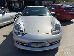 Front  of Porsche 911 Carrera 3.4 H6 TipTronic, 300ps, 1998