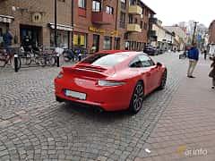 Back/Side of Porsche 911 Carrera S 3.8 H6 PDK, 400ps, 2013