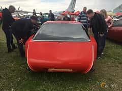 Back of Porsche 924 1979 at Old Car Land no.1 2019