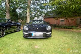 Front  of Porsche Boxster S 3.4 H6 Manual, 310ps, 2009 at Billesholms Veteranbilsträff 2019 augusti