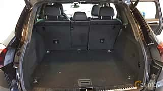 Interior of Porsche Cayenne S E-Hybrid 3.0 V6 4 TipTronic S, 416ps, 2017