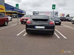 Bak av Porsche Panamera 4 3.6 V6 4 PDK, 300ps, 2011