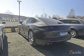 Bak/Sida av Porsche Panamera 4S Diesel 4.0 V8 4 PDK, 422ps, 2017