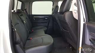 Interiör av RAM 1500 Crew Cab 5.7 V8 HEMI 4WD TorqueFlite, 396ps, 2014