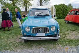 Front  of Renault 4 0.7 Manual, 27ps, 1967 at Fest För Franska Fordon  på Taxinge slott 2019