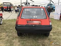 Back of Renault 5 3-door 1986 at Old Car Land no.2 2019