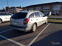 Back/Side of Renault Laguna Grandtour 2.0 Automatic, 135ps, 2002