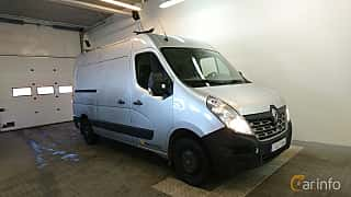 Front/Side  of Renault Master 2.3 dCi Manual, 135ps, 2015