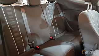 Interior of Renault Mégane Coupé 1.6 dCi Manual, 130ps, 2012