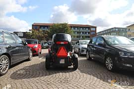 Back of Renault Twizy Urban 45 7 kWh Single Speed, 5ps, 2019