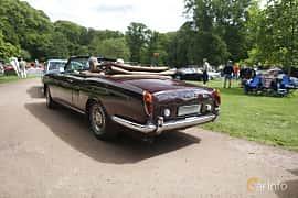 Back/Side of Rolls-Royce Corniche Convertible 6.8 V8 Automatic, 200ps, 1971 at Sofiero Classic 2019