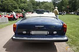 Back of Rolls-Royce Corniche Convertible 6.8 V8 Automatic, 200ps, 1975 at Sofiero Classic 2019