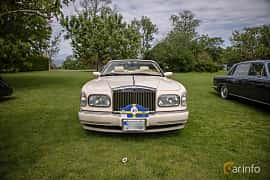 Front  of Rolls-Royce Corniche 2-door 6.8 V8 Automatic, 326ps, 2001 at Rolls-Royce och Bentley, Norrviken Båstad 2019
