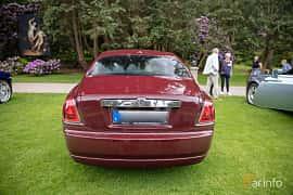 Back of Rolls-Royce Ghost 6.6 V12 Automatic, 570ps, 2010 at Rolls-Royce och Bentley, Norrviken Båstad 2019
