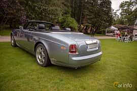 Back/Side of Rolls-Royce Phantom Drophead Coupé 6.7 V12 Automatic, 460ps, 2009 at Rolls-Royce och Bentley, Norrviken Båstad 2019