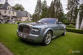 Front/Side  of Rolls-Royce Phantom Drophead Coupé 6.7 V12 Automatic, 460ps, 2009 at Rolls-Royce och Bentley, Norrviken Båstad 2019