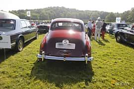 Back of Rolls-Royce Silver Cloud Sedan 6.2 V8 Automatic, 1961 at Tjolöholm Classic Motor 2018